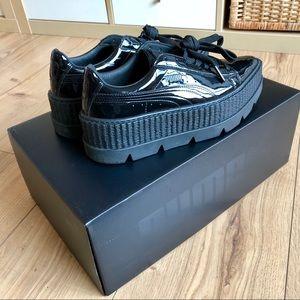 Puma Shoes - Puma Fenty Women s Pointy Creeper Patent US Size 6 6c9be3b5f58f